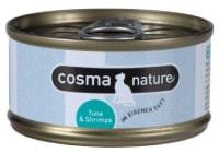 Cosma Nature - Pâtée pour chat adulte sans matière grasse