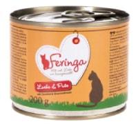 Feringa - Nourriture humide avec compléments alimentaires
