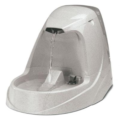 Fontaine cascade Petsafe drinkwell platinum pour chien et chat