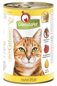 GranataPet Delicatessen pur poulet chat adulte