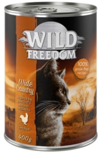 Wild Freedom - Aliments pour animaux ultra premium