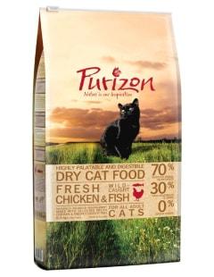 Aliment complet - Croquette chat Purizon