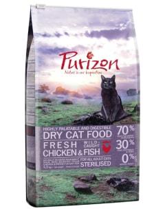 Purizon - Meilleures croquettes chat stérilisé