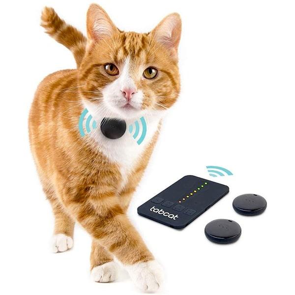 Tabcat - Traqueur à ondes radio pour chats