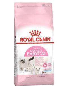 Alimentation complète pour animaux : croquettes chaton 1 à 4 mois