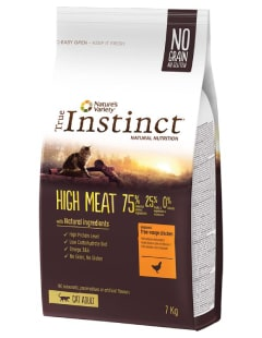 True Instinct high meat cat - Croquettes sans gluten
