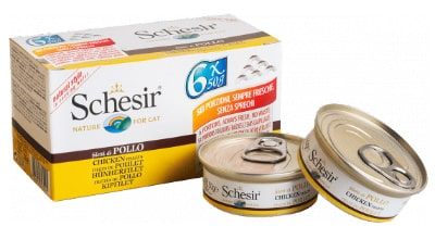 Schesir - Aliments pour animaux ultra premium