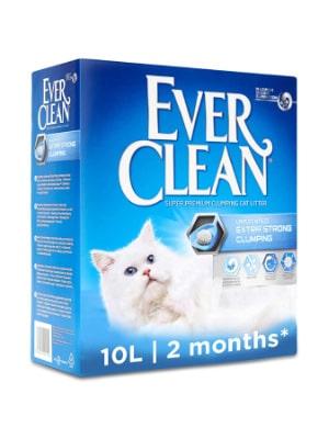 Litière agglomérante Ever Clean